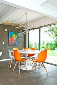 Eames Dining Chair Dining Table Eames Dining Chair With Glass Table Chairs Room
