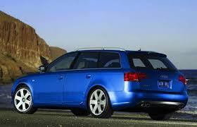 2004 audi station wagon car review 2004 audi s4 avant driving