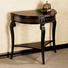 Entry Table Decor by Modern Makeover And Decorations Ideas Corner Entry Table Modern