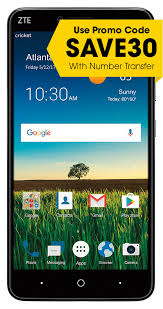 zte blade x max price specs deals smartphones prepaid cricket