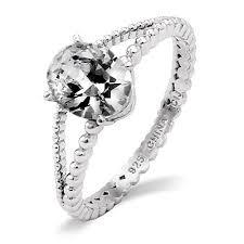 split band engagement rings inspired oval cz split band engagement ring s addiction