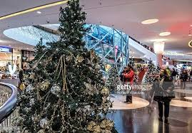 Christmas Decorations For Shopping Centers by Myzeil Shopping Center Stock Photos And Pictures Getty Images
