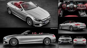 mercedes s class cabriolet mercedes s class cabriolet 2017 pictures information specs