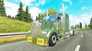 w900l kenworth w900l 2000 v1 6 for euro truck simulator 2