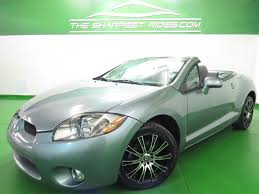 the sharpest rides 2007 mitsubishi eclipse convertible for sale 279 used cars from