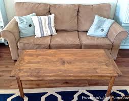 fisherman u0027s wife furniture diy coffee table