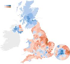 Where Is Wales On The Map How Britain Voted In The E U Referendum The New York Times