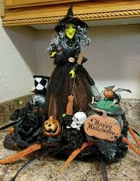 spooky decorations witch decorations decorating ideas diy scary