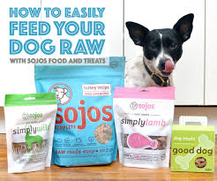 how to easily feed your dog raw with sojos complete the broke dog