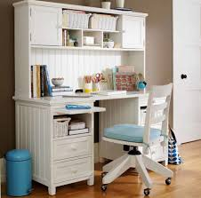 Corner Desk For Kids Room by Contemprary Solid Wood Teenage Computer Desk In Blue And White Art