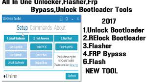 tutorial android multi tool a new all in one tool for android unlocker unlock bootloader root