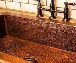copper faucets kitchen faucets drains for handcrafted copper sinks copper sinks
