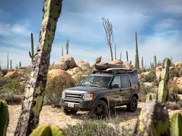 land rover discovery camping review for
