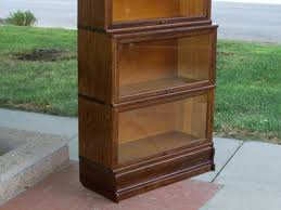 Stickley Bookcase For Sale Antique Lawyer Barrister Bookcases For Sale Antique Barrister