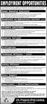 Job Desk Safety Officer Human Resource Executive Receptionist Female Accounts