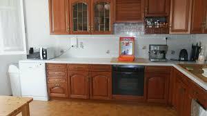 meuble a cuisine meuble de cuisine en bois 21854 sprint co