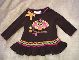 bonnie baby thanksgiving kids baby 12 mos pink ladybug dress with cover