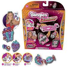 buy blingles fashion fun glimmer theme pack jewelry making kit