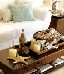 themed coffee tables coffee table with themed decor make your coastal