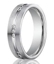mens wedding band designers designer platinum mens wedding band 18 diamonds
