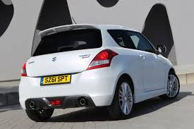 new suzuki swift sport with 136hp priced from 13 500 in the uk