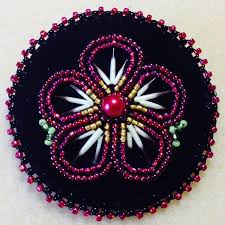 800 best beadwork images on pinterest native beadwork beaded