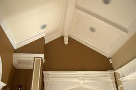 Installing Crown Molding On Kitchen Cabinets by Crown Molding Vaulted Ceilings