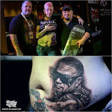 tattoo expo leipzig trophy room world famous tattoo ink