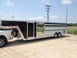 cattle trailer lighted sign stierwalt supreme trailer sales