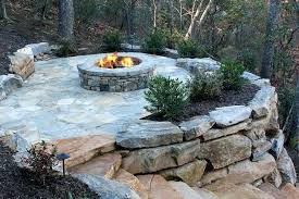 Cheap Firepits Cheap Pits Pit Landscape Spectacular Idea Of