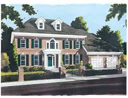 federal style home plans 78 best georgian federal colonial revival images on