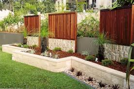 Backyard Feature Wall Ideas Australian Backyard Designs