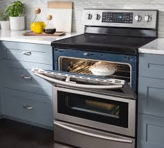 kitchen gas oven ranges gas electric dual fuel stoves samsung us