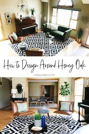 what color floor goes best with honey oak cabinets how to design around honey oak h prall interior design