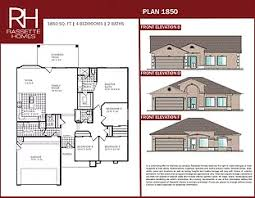 builder floor plans rassette homes el paso s family home builder floor plans