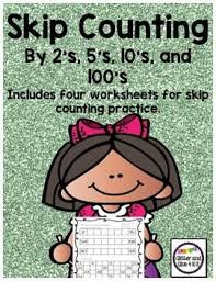 Skip Count By 2s Hundreds Chart 105 Best Skip Counting Tally Marks Images On Math