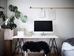 How To Decorate Your Office At Work by How To Decorate Your Home Office Botanical Deer