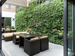 Wall Garden Kits think green 20 vertical garden ideas