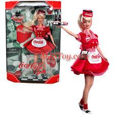 Coca Cola Halloween Costume Brands Barbie Barbie Collector Mjstoy