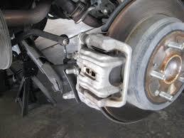 honda crv brake cr v rear disc brake pads replacement guide 007