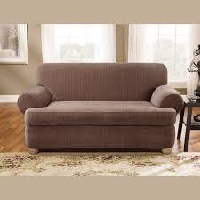3 Piece T Cushion Sofa Slipcover by Sofas U0026 Sectionals 3 Piece T Cushion Sofa Slipcover Room