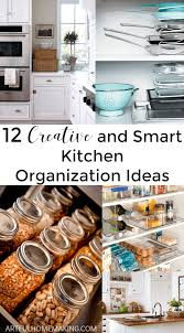 12 creative and smart kitchen organization ideas artful homemaking