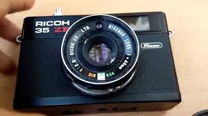 ricoh 35 zf youtube