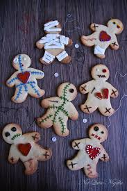 sugar cookie fingers halloween voodoo doll cookies not quite nigella