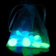 glow in the dark rocks magical fairy rocks premium grade glow in the dark stones ebay