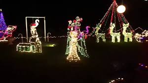 christmas lights ocala fl the cades christmas lights near orange springs fl youtube