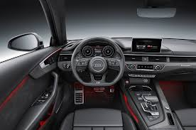 2017 audi s4 debuts drops manual option