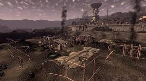Fallout New Vegas Full Map by X 7b