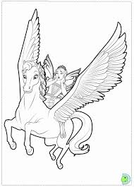 90 coloring pages barbie fairy zee anu cute pets