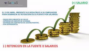 base retenciones en la fuente en colombia 2016 a partir del 15 de abril se deben reemplazar los certificados